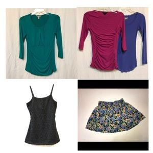 Other - No mystery box!  Five (5) size XS items.